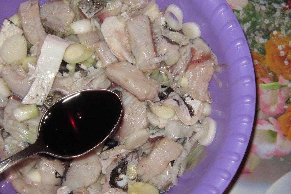 Хе из толстолобика: самые вкусные рецепты приготовления в домашних условиях