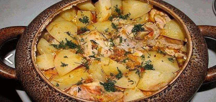 Рыба, запеченная в фольге с картофелем – кулинарный рецепт