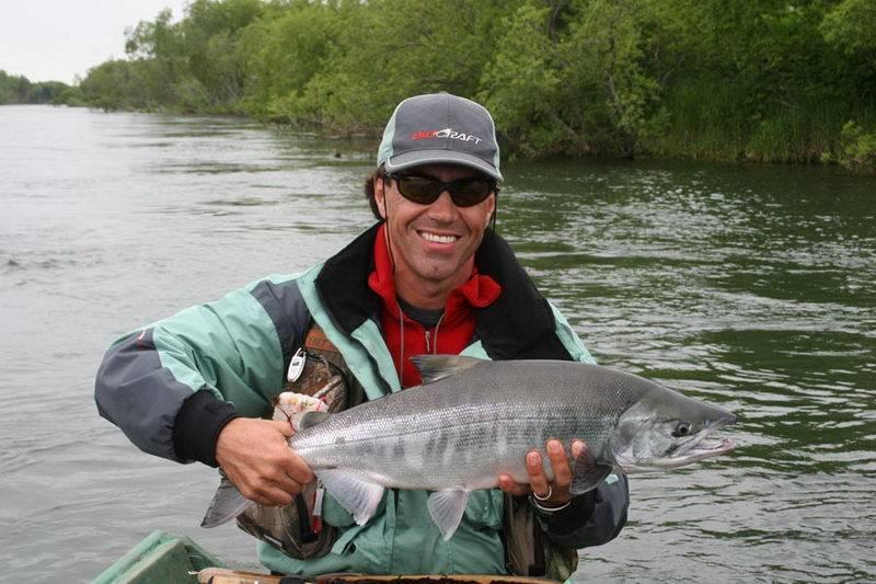 Рыба кета: места обитания, размножение и полезные свойства