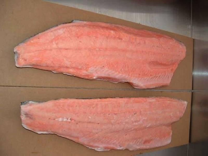 Что дороже форель или семга или лосось