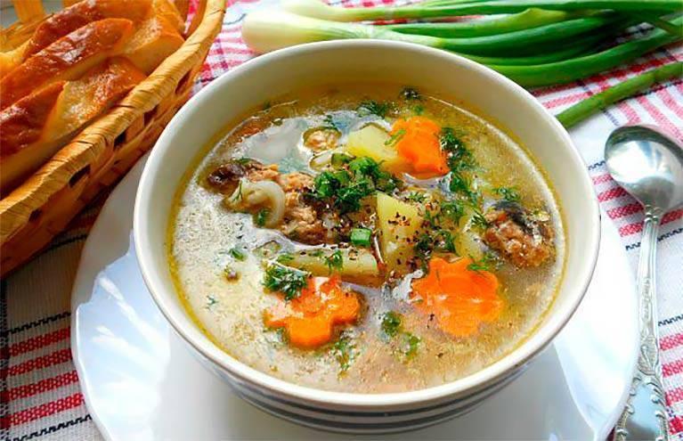 Как приготовить рыбный суп из консервов по пошаговому рецепту с фото