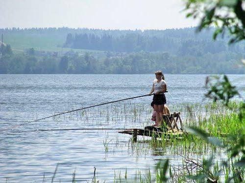 """Рыбалка - база отдыха """"усть-бельск"""""""
