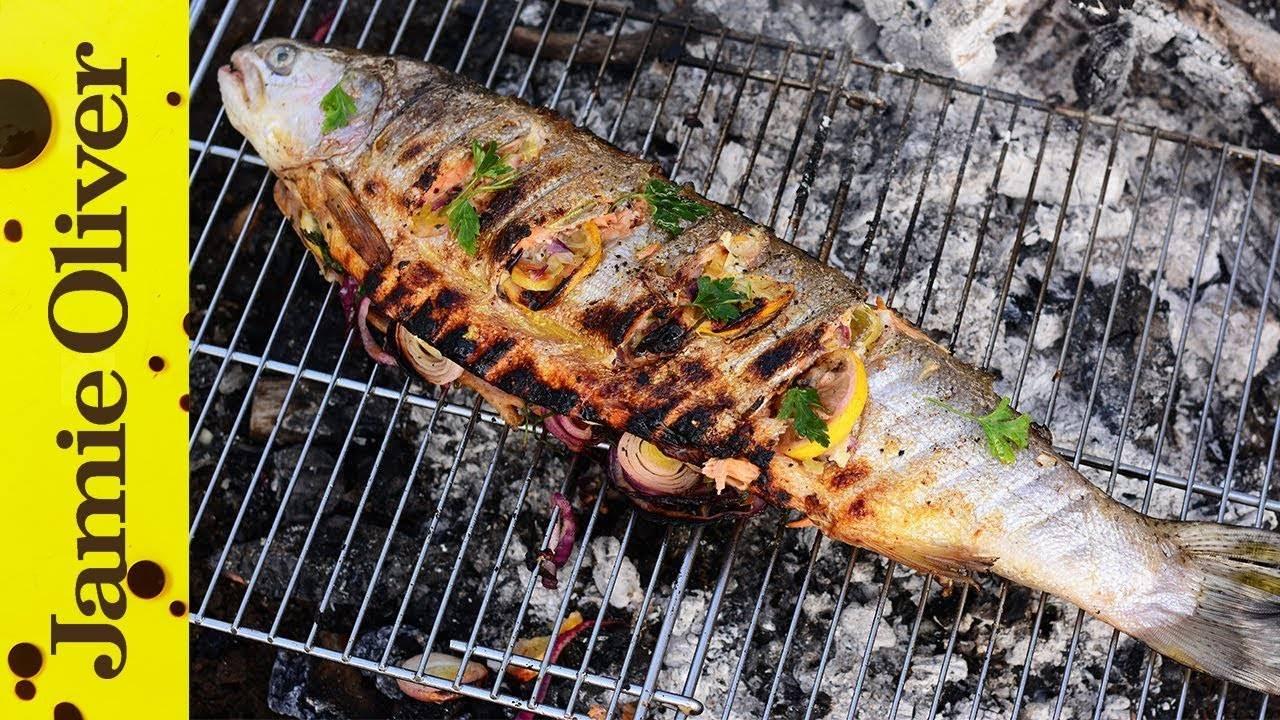 Пикантные маринады для приготовления рыбы на мангале
