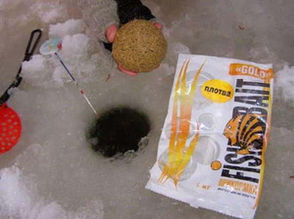 Прикормка для плотвы зимой своими руками. рецепты