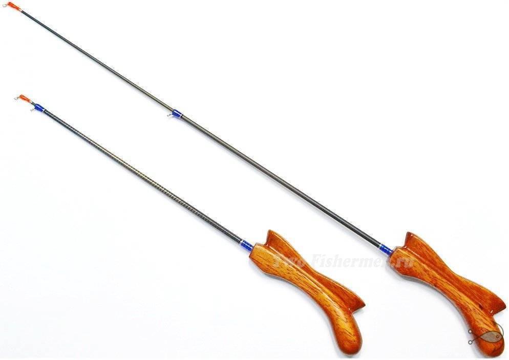 Как сделать разные типы удочек из подручных материалов своими руками для зимней рыбалки