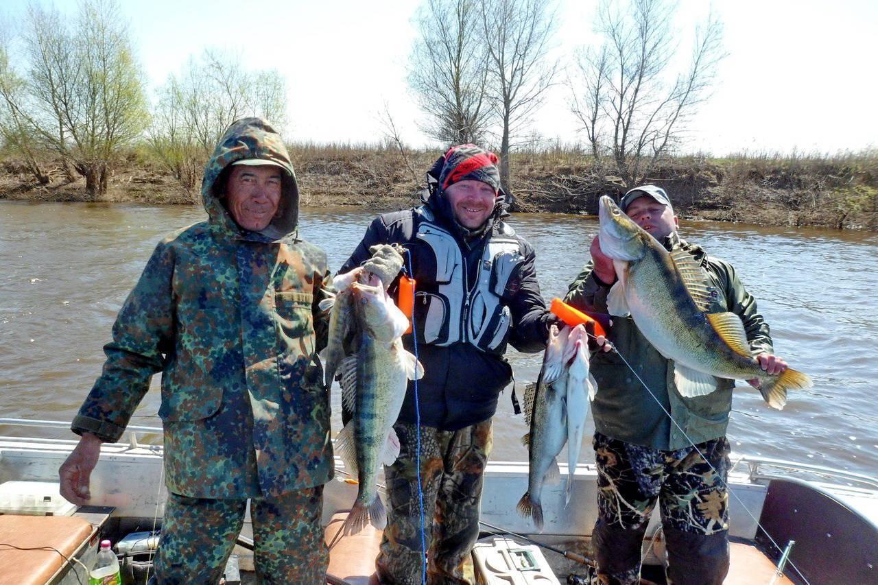 Рыбалка на нижней волге в апреле: где, кого и как ловить - рыбалка на ахтубе с комфортом - база трёхречье