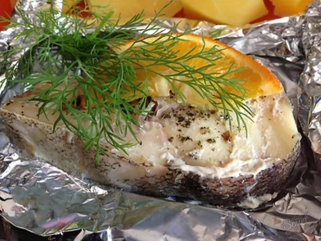 Запеченный толстолобик в духовке, рецепты