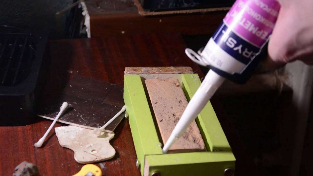Изготовление силикона для форм своими руками в домашних условиях