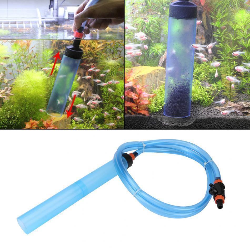 Сифон для чистки аквариума: своими руками, как сделать выбор, как сифонить грунт, чистить