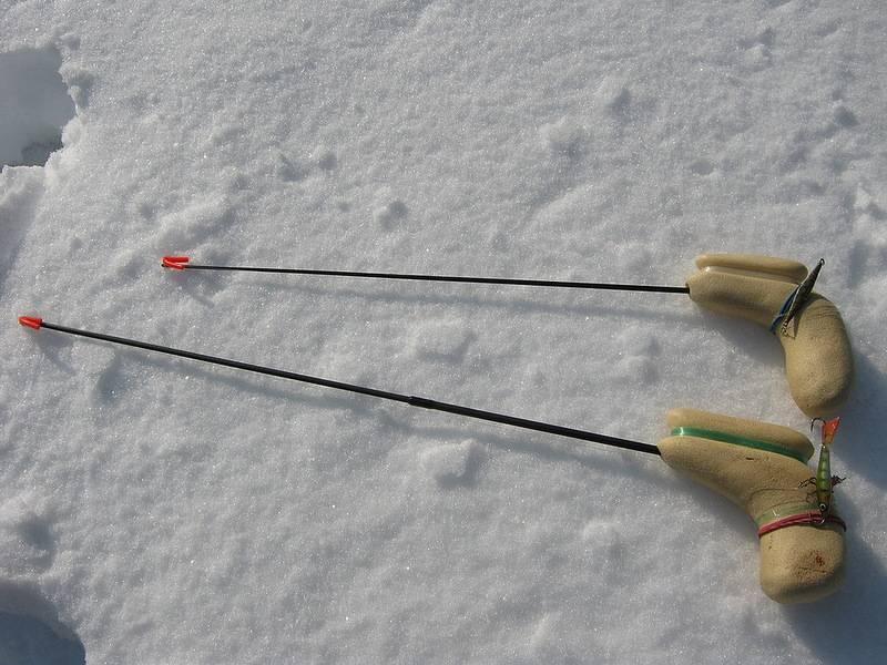 Зимняя удочка своими руками – рабочая снасть для подледной ловли
