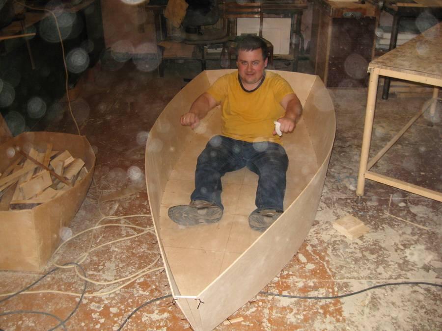 Мотолодка «косатка» - проект и чертежи моторной лодки из фанеры с обводами типа «глубокое v» - самодельная лодка из фанеры своими руками