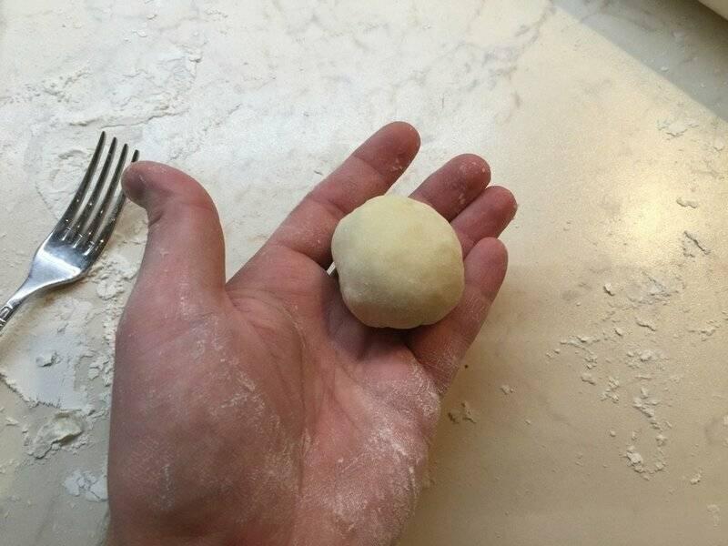Идеальное тесто для рыбалки - промытое тесто: секрет приготовления