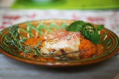 Рыба в сметане на сковороде: вкусные рецепты