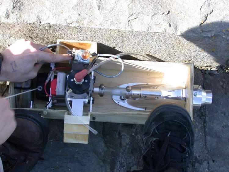 Изготовление водометов для рыбацких лодок своими руками