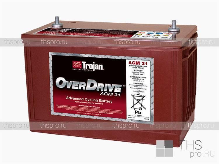 Лучший литиевый аккумулятор для лодочного электромотора