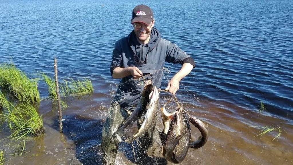 Рыбалка в набережных челнах места