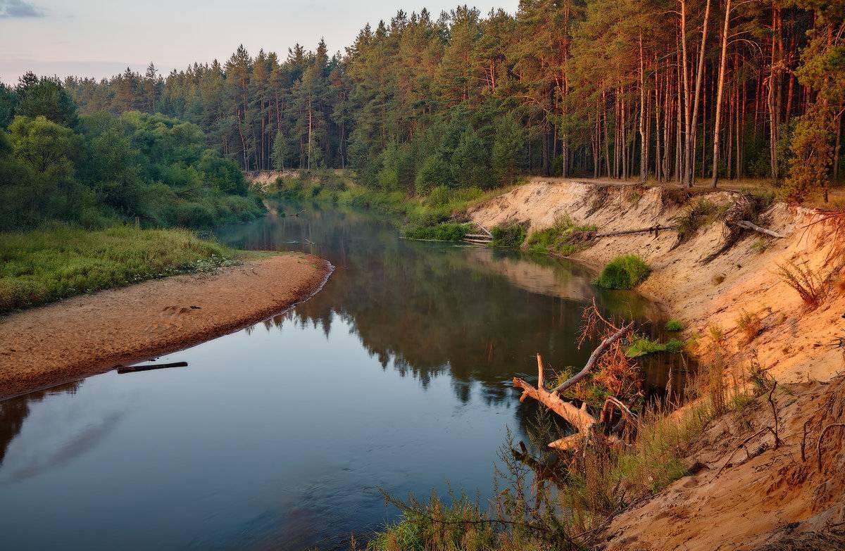 Река городня в москве: на карте, рыбалка, отдых, фото