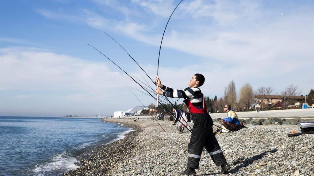 Как и где ловить рыбу в геленджике. как выбрать правильное место для ловли кефали