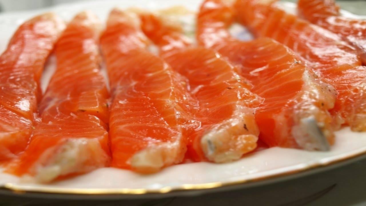 Засолка рыбы в домашних условиях: 4 способа плюс маринад. рыба и морепродукты