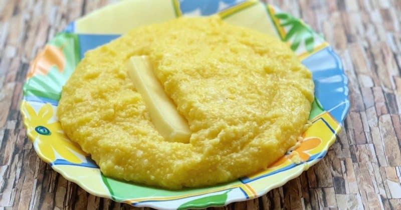 Как приготовить мамалыгу по-молдавски по пошаговому рецепту с фото