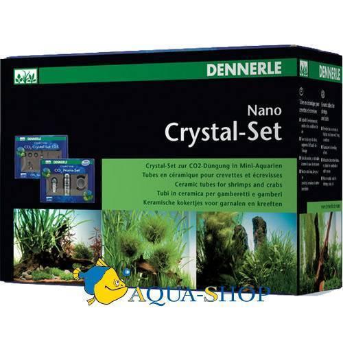 Dennerle nano со2 complete set комплект подачи со2 для нано-аквариумов - системы co2 и баллоны dennerle