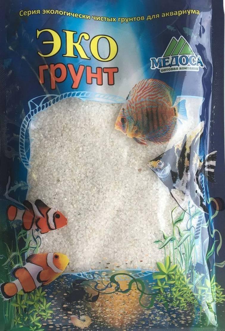 Грунт для аквариума: как правильно укладывать, как поменять без перезапуска и что делать, если в субстрате появились черви, он начал закисать, или зеленеть