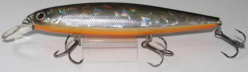 Обзор воблера Deps Balisong Minnow 130 SP. Отзывы рыболовов о воблере Депс Балисонг 100