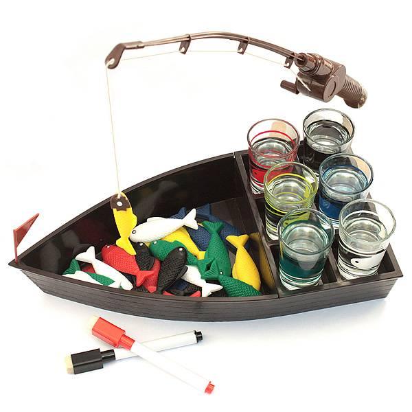 Необычный подарок рыбаку на день рождения своими руками