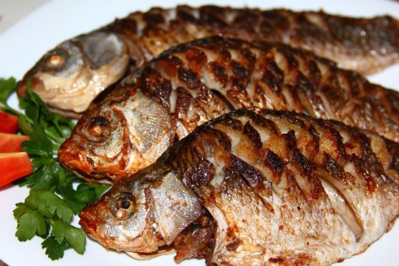 10 лучших блюд из карася