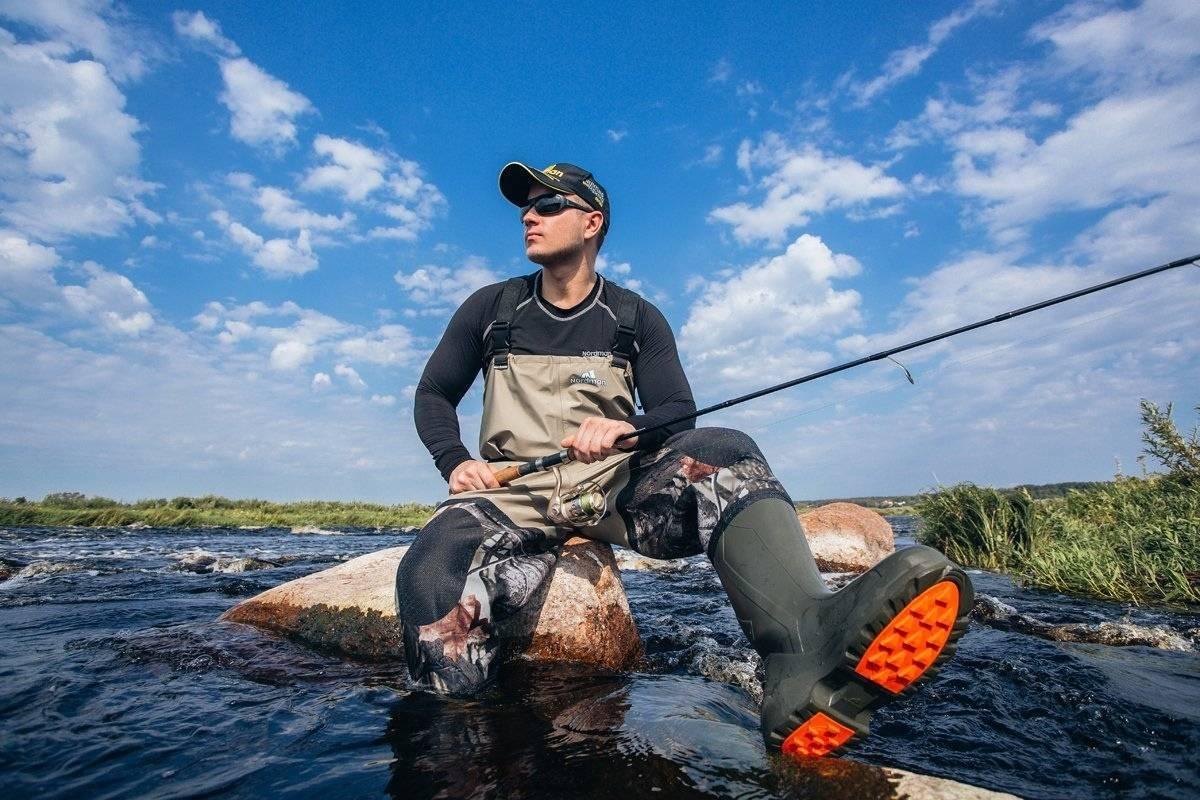 Топ-5 лучшие вейдерсы для рыбалки: выбор экспертов