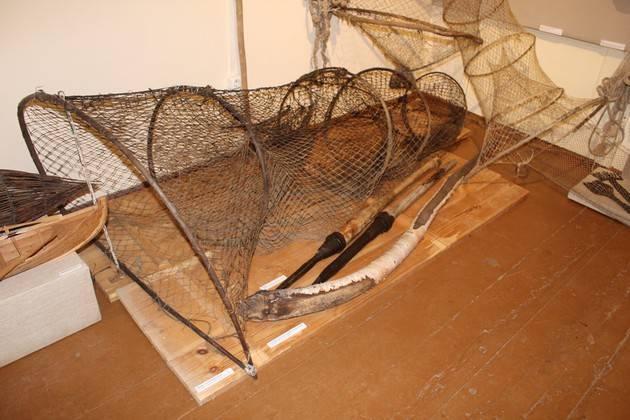 Самоловка для рыбы своими руками