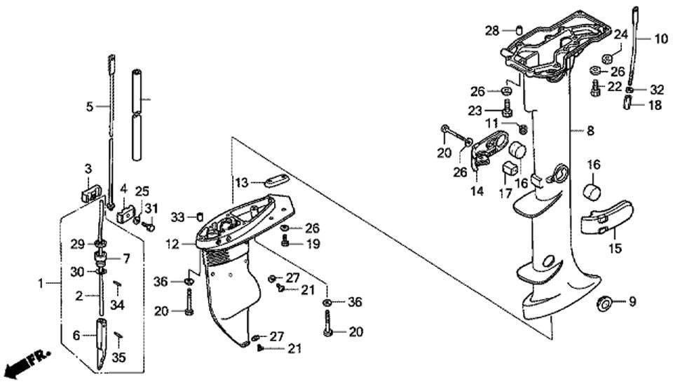 Лодочный мотор honda bf 5 dh shu характеристики и отзывы владельцев