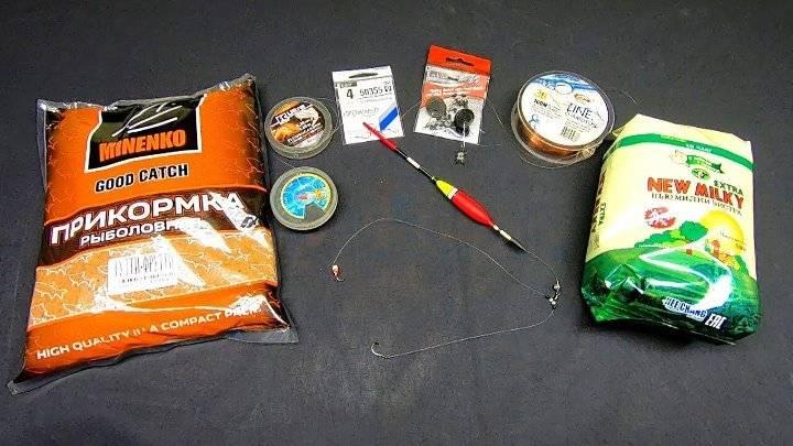 Пластилин для рыбалки: состав, рецепты, применение