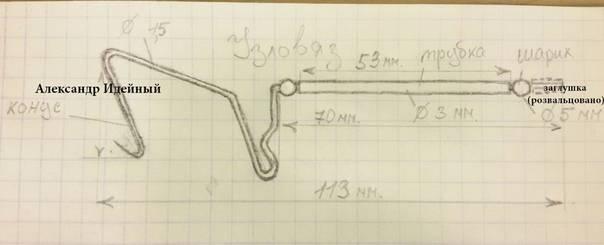 Рыболовный петлевяз: как пользоваться, чертежи, изготовление своими руками для рыбалки