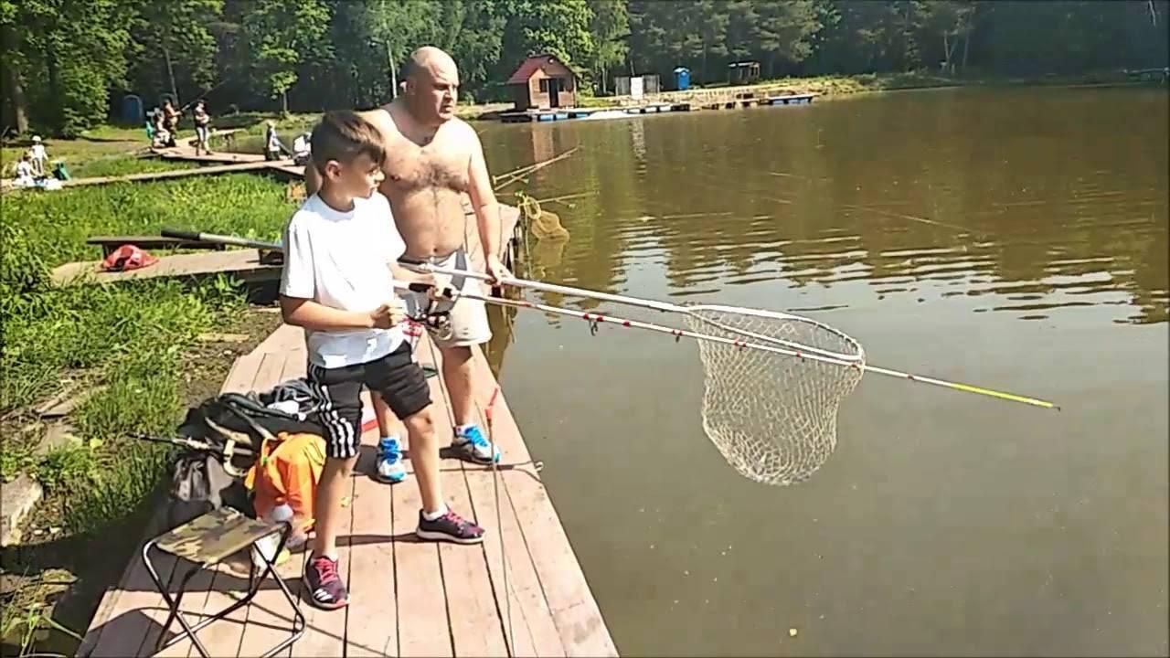 Клёвое место рыбалка в подмосковье ? fisherway.ru