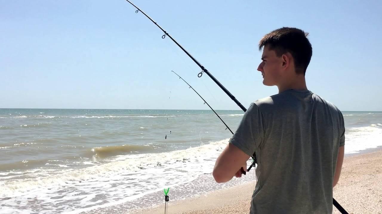 Рыбалка в ейске - на азовском море, на реке ея, платные водоемы и рыбалка летом и зимой