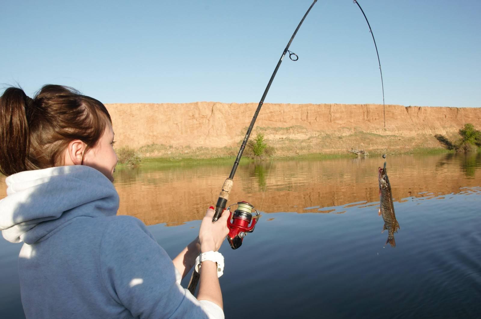 Рыба на каме. какая рыба водится в реке кама
