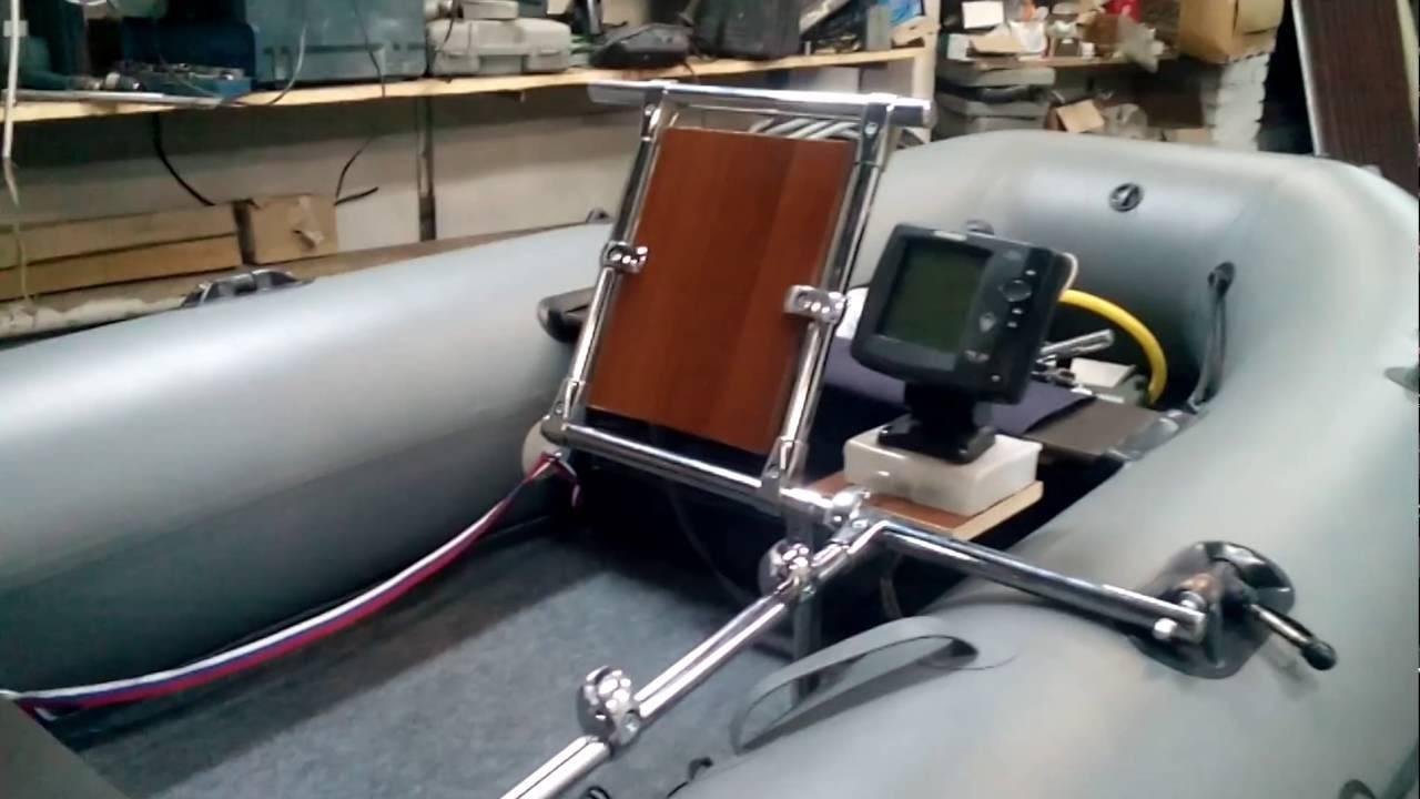 Руководство по лодочным электрическим моторам