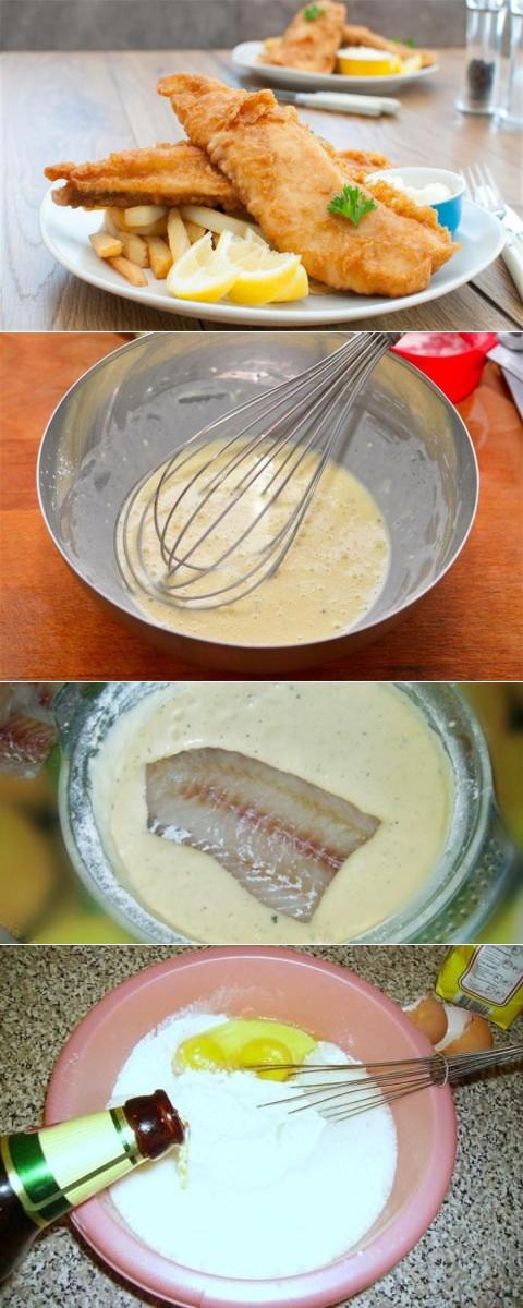 Кляр для рыбы диетический. белковый ужин: рыбка в кляре. | здоровое питание
