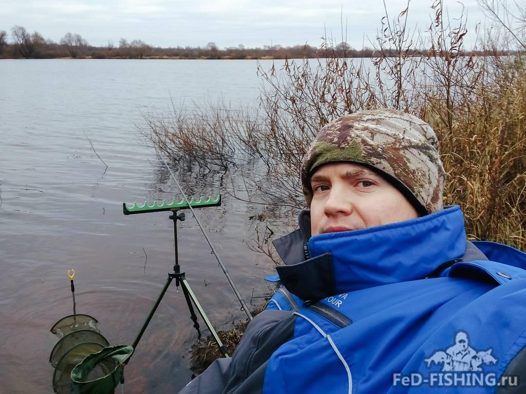 Новгородские реки и озёра обезрыбели. Или нет?