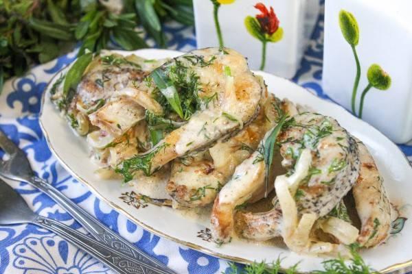 Жареная щука на сковороде: как пожарить, рецепты, сколько готовить по времени