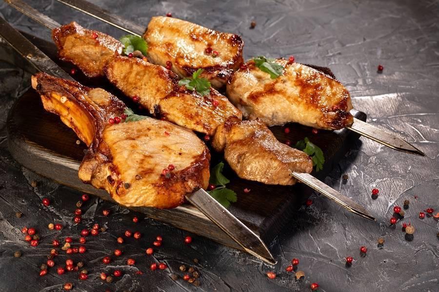 Как правильно делать шашлык из рыбы на мангале на решётке