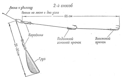 Ловля судака на живца с берега — снасти и оснастки