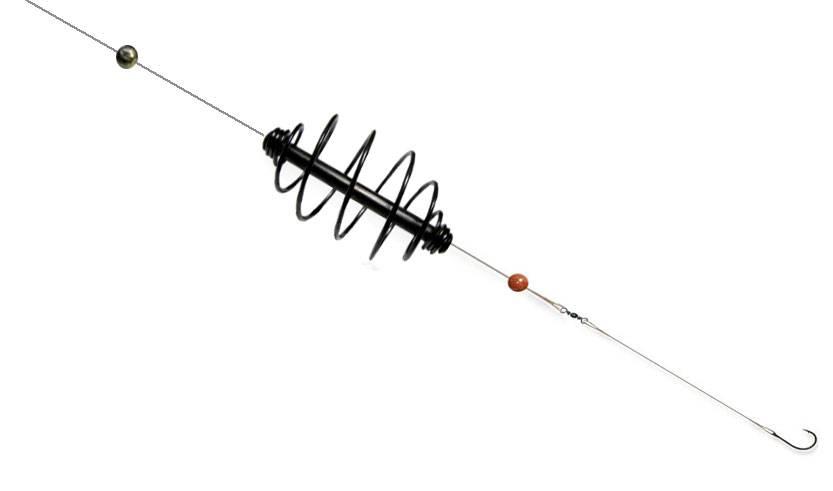 Рыбалка на пружину: изготовление снасти своими руками, варка правильной каши (прикормки)