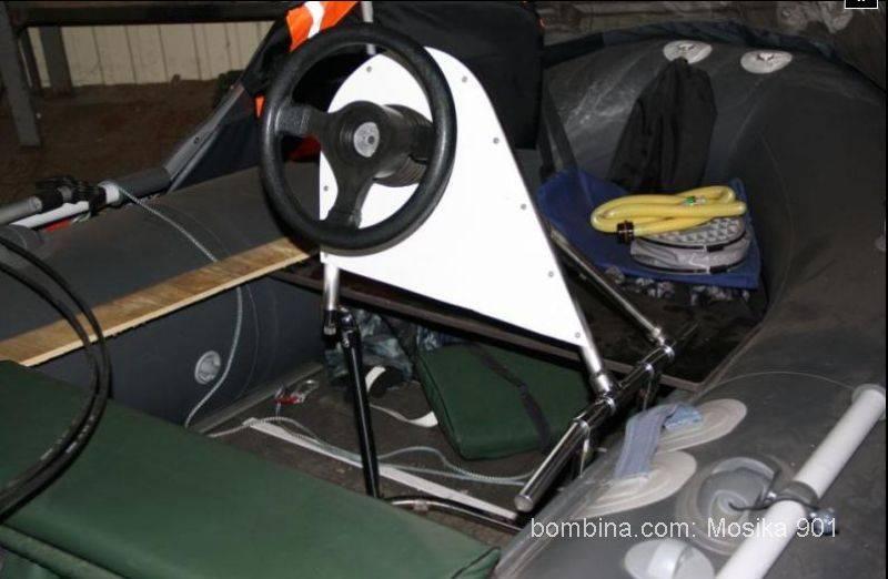 Рулевая консоль для лодки пвх — виды, характеристики и советы по выбору