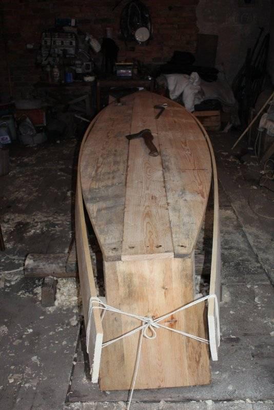 Как построить деревянную лодку-плоскодонку, азы судостроения, проект лодки-плоскодонки из дерева для начинающих судостроителей-любителей, теоретический чертеж