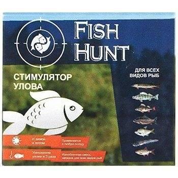 Стимулятор улова fish hunt
