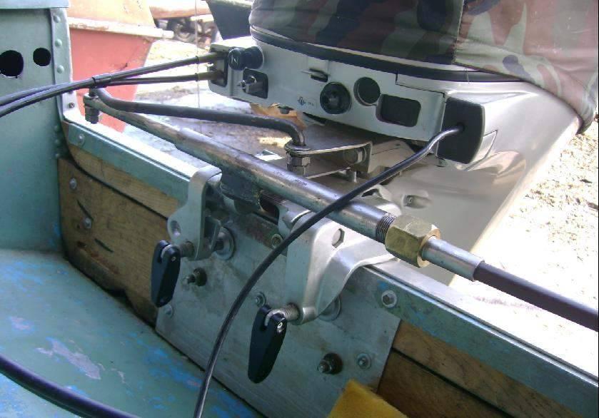 Обзор электромоторов для надувных лодок