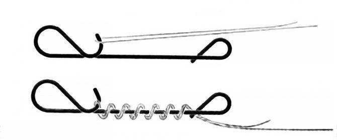 Безузловая застежка: как привязать и зачем нужна?