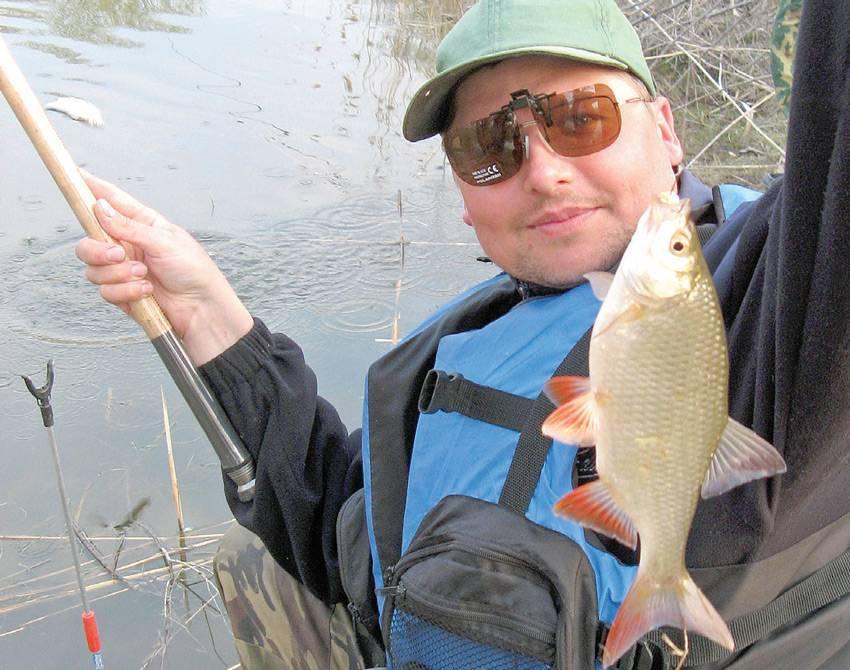 Рыба красноперка- все красноперке. как и когда ловить.